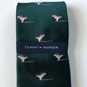 Tommy Hilfiger Iceskating Polar Bear Tie